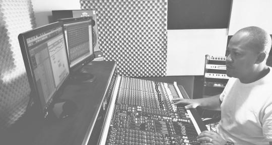 Mix Engineer - Curtis Pennington