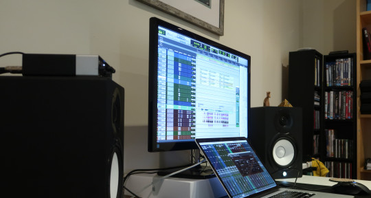 Mixing, Mastering & Post-Pro - David Roker