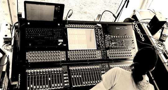 "Audio Engineer - Marcel ""Marc"" Filler"