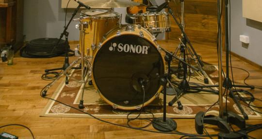 Recording Studio - Mountain Kauri Studio