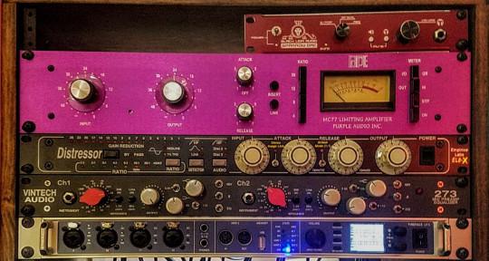 Producer, Mix Engineer, Edits - Robert Daugherty