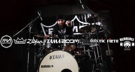 Session Drummer - Mimmo Di Cicco