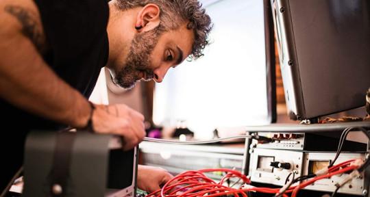 Photo of Claudio Zampa/Impronte Records