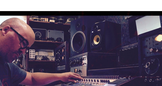 Studio recording engineer  - Fabio Guerreiro