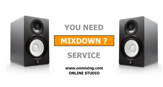 Mixing Engineer Online Service - Luca De'Cenzo Audio Engineer