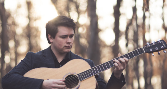 Session Guitarist, Composer - Zachary Lee