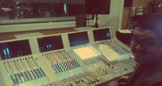 Remote Mixing & Mastering - Chérif LMC