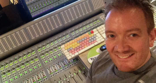 Mixer, Producer, Engineer - Andy Bradfield