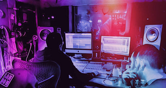 Music Producers - Substeppers