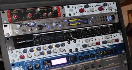 Rec. Studio,Mixing & Mastering - Mohamed Talaat