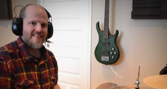 Online Session Drummer - Chris Troy : RemoteDrumTracks