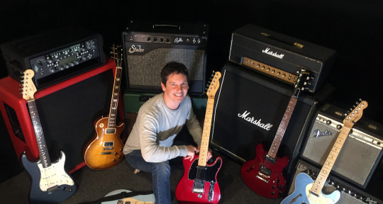 Session Bass/Guitar/Post Audio - Sam Kaufmann
