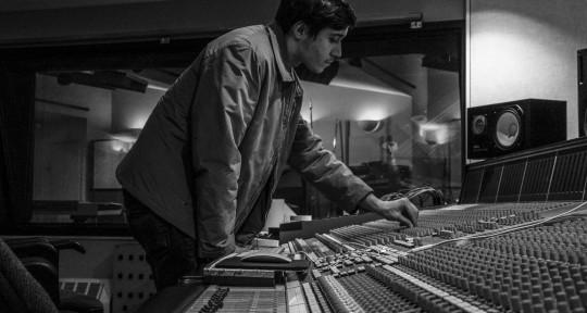 Mixing & Mastering - Jonathan Pereira