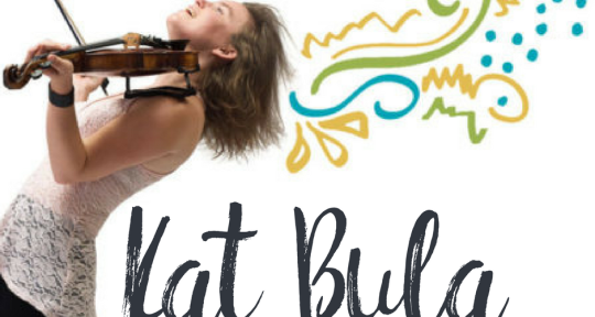 Session Fiddler/Violinist - Kat Bula
