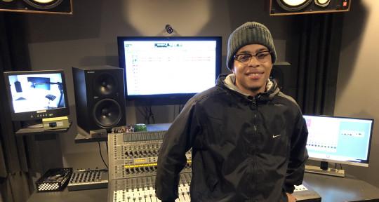 """Audio Mixing, Music Production - Clarence """"DJ Carl"""" Mays"""