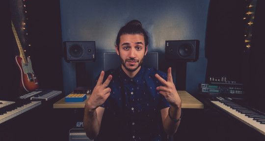 Mixing Engineer and Producer - Matias Rengel