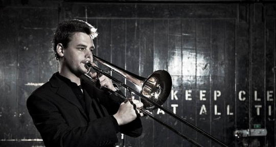 Session trombonist, arranger - Chris Colbran-Ingham