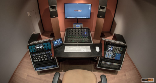 Photo of Sebastian Andreatta Mastering