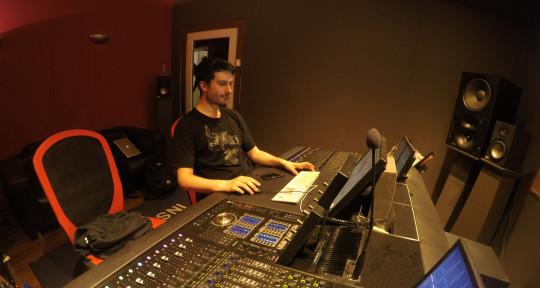 Mixing & Mastering, Audio prod - Audio Revolution Studio