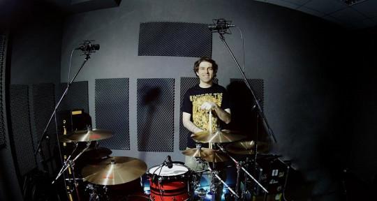 Session Drummer (remote) - Alexander_Pryakhin