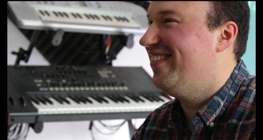 Producer, Composer, Mixer - Joe Clar
