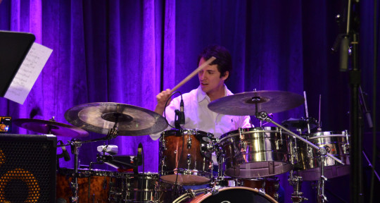 Drummer, Film Scorer - Felipe Guzmán