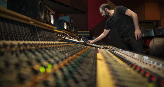 Photo of Emiliano Caballero | Mixing
