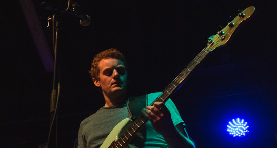 Bassist, Engineer - Steve Haan