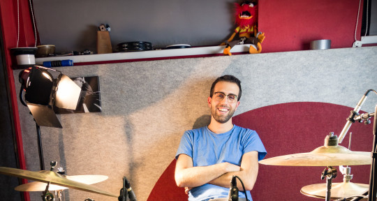 Session Drummer/Music Producer - Chris Castellitto