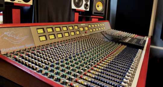Mixing, Mastering, Production - Jeff Thomas/Stormbringer Sound