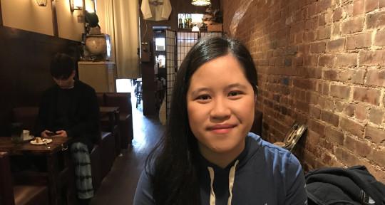 Singer/Songwriter - Danielle Chan