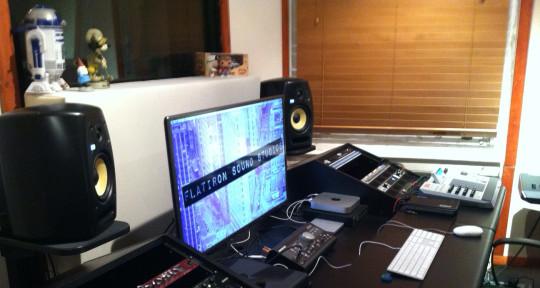 Photo of Flatiron Sound Studio