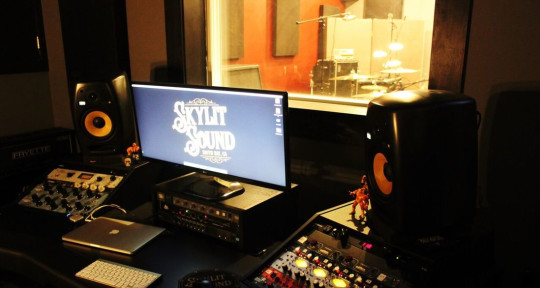 On Demand Recording Studio - Skylit Sound