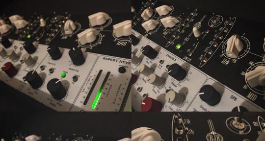 Mastering Engineer - EJ Hoskins Mastering