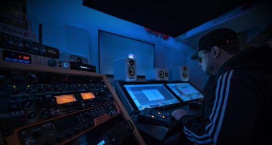 """Mix Engineer/ Producer - Luis """"Sabor"""" Tineo"""