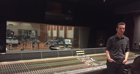 Recording/Mixing Engineer - Ryan Nelson