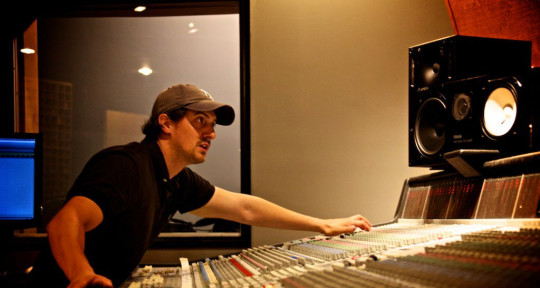 Music Mixer/Recording Engineer - Johnny Nice