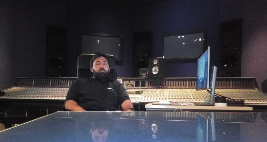 Mixing engineer, Musician Tech - Javier JMSound