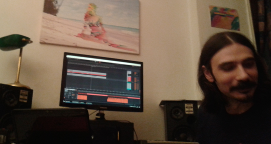 Editing, Mixing, Mastering - Amir Aladin