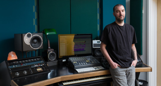 Mixing & Mastering Engineer - Marrik 'MLD Music' Shearer