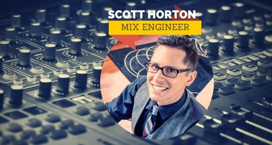 Crazy Good Mixing ✅ - Scott Horton