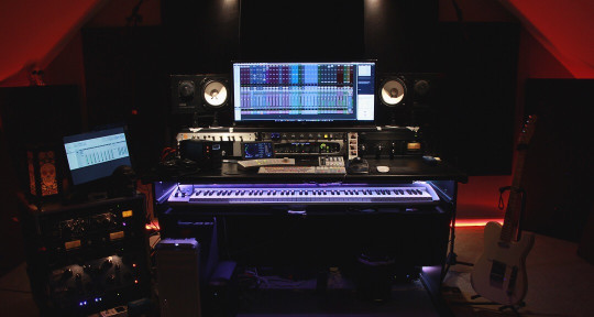 Producer/Engineer - Raphael Sepulveda