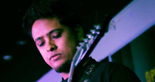 Session Guitarist and Composer - Tahsin