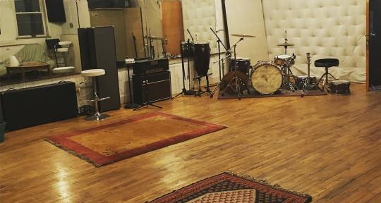 Recording Studio - Lou DeRose