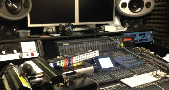 Mixing and recording engineer - Abu