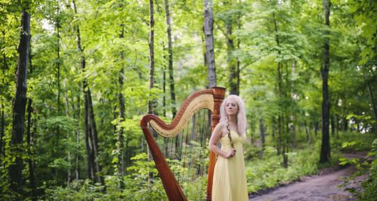 harpist, vocalist, arranger  - Timbre Cierpke