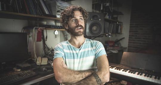 Guitarist / Producer / Songs  - Joaquín González
