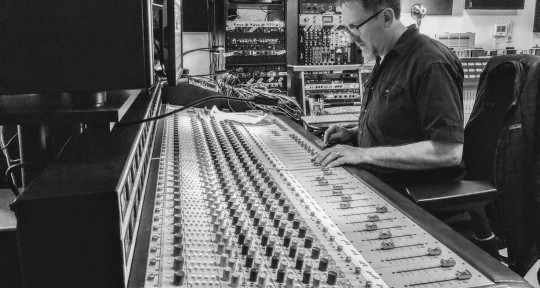Mixing or Mastering - Matt Boudreau