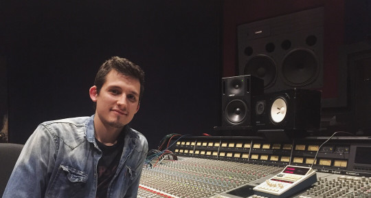 Producer, Mixing & Mastering - Leandro Uriel Fernandez