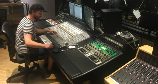 Mixing and Audio engineer - Matthew Heinrichs